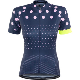 Bontrager Anara LTD Jersey Women rose polka dots
